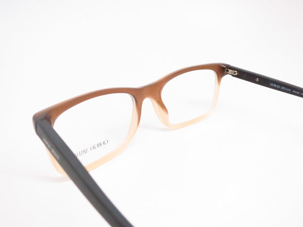 Giorgio Armani AR 7092 5444 Matte Brown Gradient Eyeglasses - Eye Heart Shades - Giorgio Armani - Eyeglasses - 6