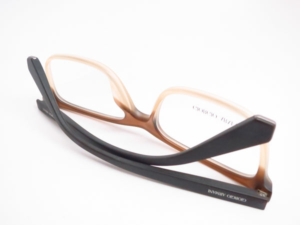Giorgio Armani AR 7092 5444 Matte Brown Gradient Eyeglasses - Eye Heart Shades - Giorgio Armani - Eyeglasses - 8