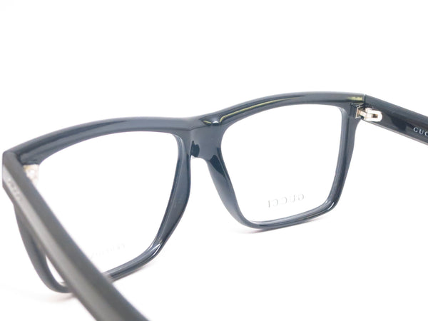 Gucci GG 1008 GG1008/S Black and Grey 52R Eyeglasses - Eye Heart Shades - Gucci - Eyeglasses - 6