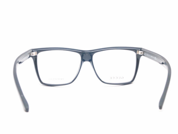 Gucci GG 1008 GG1008/S Black and Grey 52R Eyeglasses - Eye Heart Shades - Gucci - Eyeglasses - 7