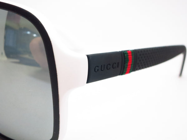 Gucci GG 1115 M1X/T4 Black White Sunglasses - Eye Heart Shades - Gucci - Sunglasses - 3