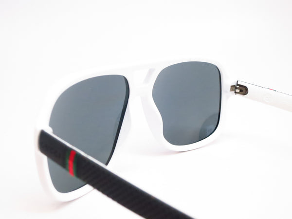 Gucci GG 1115 M1X/T4 Black White Sunglasses - Eye Heart Shades - Gucci - Sunglasses - 6