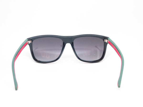 Gucci GG 1118 51N/90 Black Green Red Sunglasses - Eye Heart Shades - Gucci - Sunglasses - 7