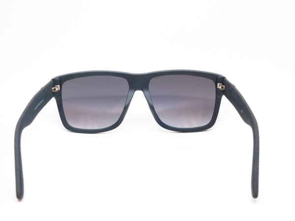 Gucci GG 1124/F/S MY4/90 Matte Black Sunglasses - Eye Heart Shades - Gucci - Sunglasses - 7