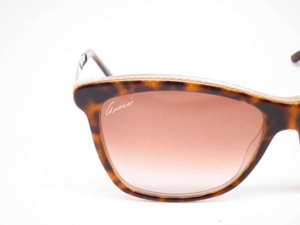 Gucci GG 3675/S 4WJ/YY Havana Light Gold Sunglasses - Eye Heart Shades - Gucci - Sunglasses - 4