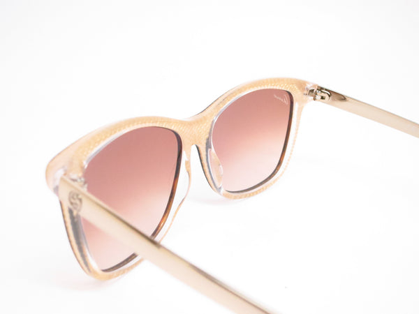 Gucci GG 3675/S 4WJ/YY Havana Light Gold Sunglasses - Eye Heart Shades - Gucci - Sunglasses - 6