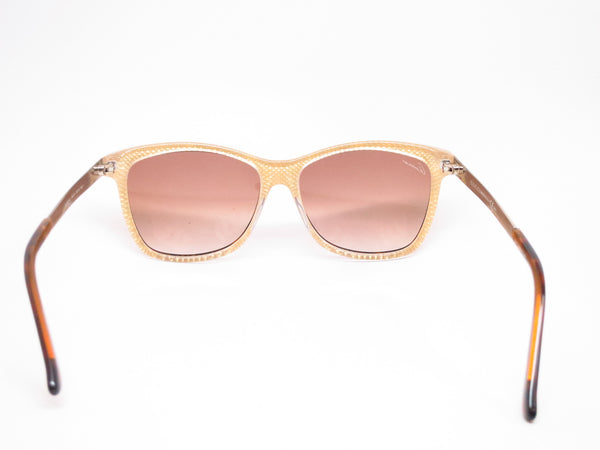 Gucci GG 3675/S 4WJ/YY Havana Light Gold Sunglasses - Eye Heart Shades - Gucci - Sunglasses - 7