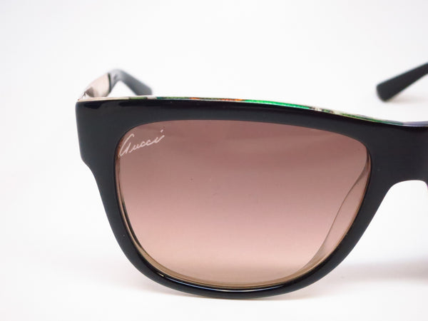Gucci GG 3802 NIE/ED Black Gold Sunglasses - Eye Heart Shades - Gucci - Sunglasses - 4