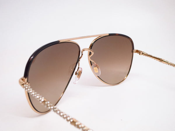 Gucci GG 4276/N/S J5G/CC Gold Sunglasses - Eye Heart Shades - Gucci - Sunglasses - 6