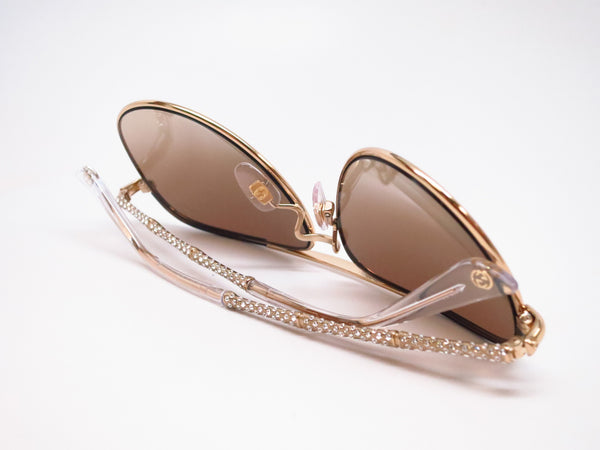 Gucci GG 4276/N/S J5G/CC Gold Sunglasses - Eye Heart Shades - Gucci - Sunglasses - 8