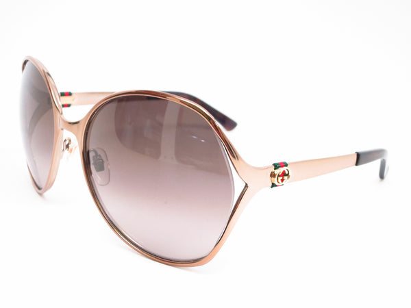 Gucci GG 4280 1JF/HA Chocolate Sunglasses - Eye Heart Shades - Gucci - Sunglasses - 1