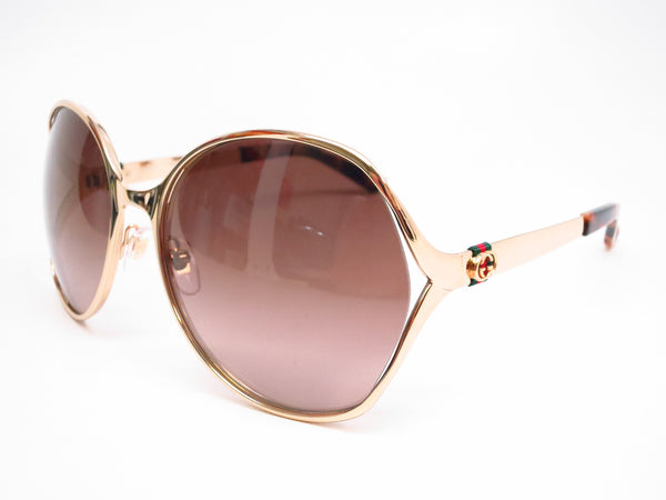 Gucci GG 4280 J5G/J6 Gold Sunglasses - Eye Heart Shades - Gucci - Sunglasses - 1