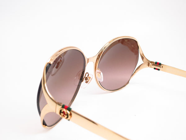 Gucci GG 4280 J5G/J6 Gold Sunglasses - Eye Heart Shades - Gucci - Sunglasses - 6