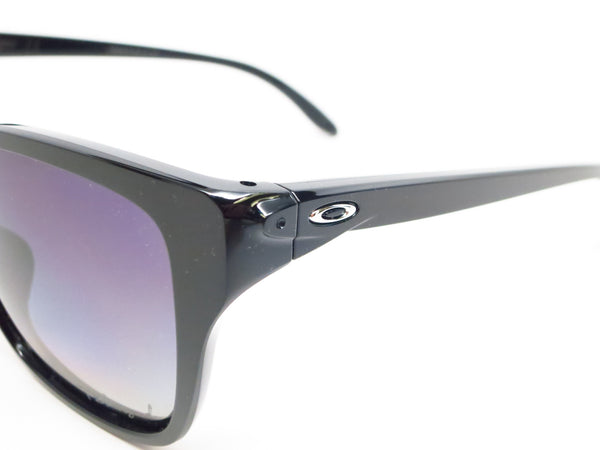 Oakley Hold On OO9298-06 Polished Black Polarized Sunglasses - Eye Heart Shades - Oakley - Sunglasses - 3