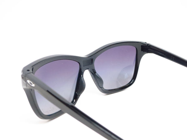 Oakley Hold On OO9298-06 Polished Black Polarized Sunglasses - Eye Heart Shades - Oakley - Sunglasses - 6
