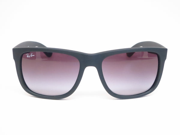 Ray-Ban RB 4165 Justin 601/8G Black Rubber Sunglasses - Eye Heart Shades - Ray-Ban - Sunglasses - 2