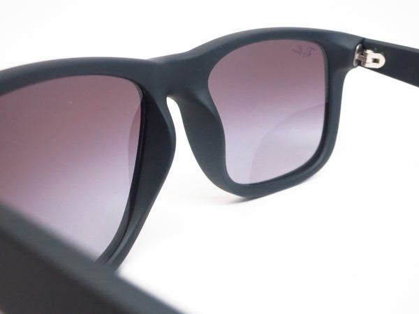 Ray-Ban RB 4165 Justin 601/8G Black Rubber Sunglasses - Eye Heart Shades - Ray-Ban - Sunglasses - 3