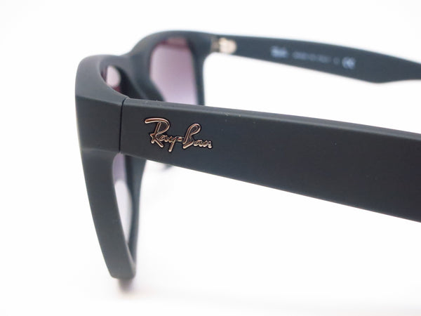 Ray-Ban RB 4165 Justin 601/8G Black Rubber Sunglasses - Eye Heart Shades - Ray-Ban - Sunglasses - 7