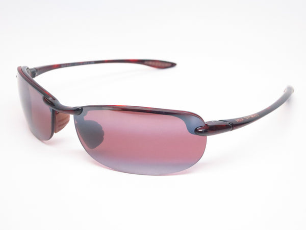 Maui Jim Makaha MJ R405-10 Tortoise Polarized Sunglasses - Eye Heart Shades - Maui Jim - Sunglasses - 1