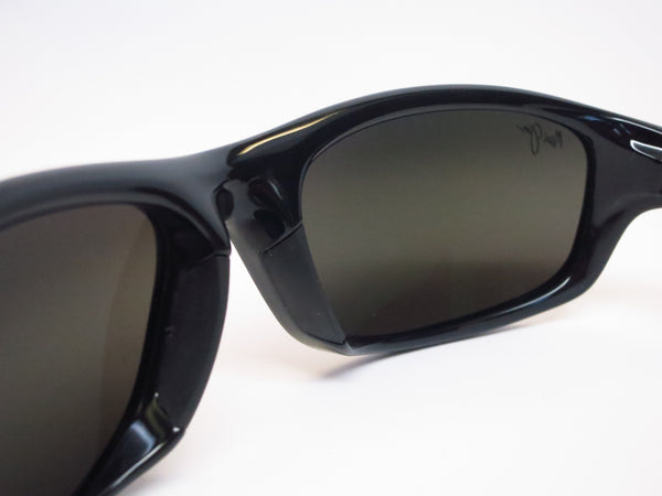 Maui Jim Kipahulu MJ 279-02 Gloss Black Polarized Sunglasses - Eye Heart Shades - Maui Jim - Sunglasses - 3