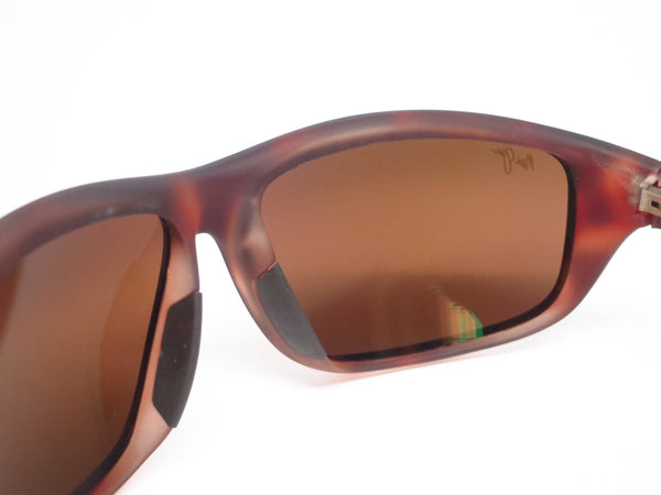 Maui Jim Spartan Reef MJ H278-10MR Matte Tortoise Rubber Polarized Sunglasses - Eye Heart Shades - Maui Jim - Sunglasses - 6