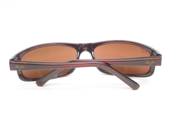 Maui Jim Legacy MJ H183-26 Rootbeer Polarized Sunglasses - Eye Heart Shades - Maui Jim - Sunglasses - 11