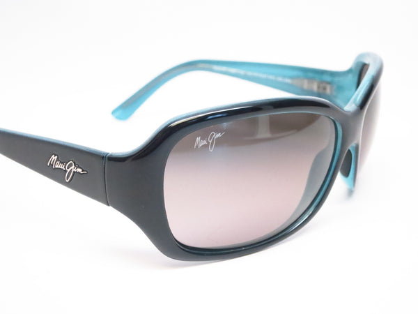 Maui Jim Pearl City MJ GS214-03A Black with Blue Polarized Sunglasses - Eye Heart Shades - Maui Jim - Sunglasses - 3