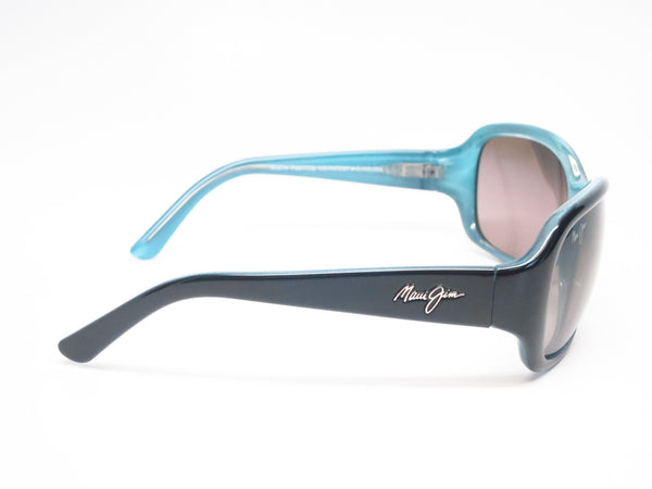 Maui Jim Pearl City MJ GS214-03A Black with Blue Polarized Sunglasses - Eye Heart Shades - Maui Jim - Sunglasses - 7