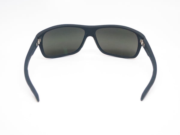 Maui Jim Island Time MJ 237-2M Black Matte Rubber Polarized Sunglasses - Eye Heart Shades - Maui Jim - Sunglasses - 10