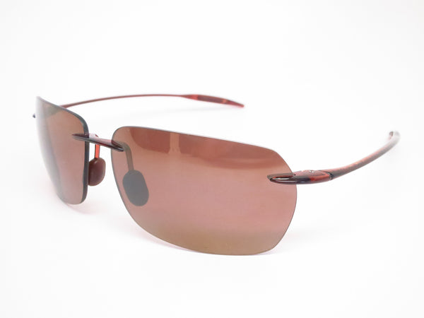 Maui Jim Banzai MJ 425-26 Rootbeer Polarized Sunglasses - Eye Heart Shades - Maui Jim - Sunglasses - 1