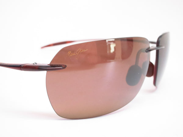Maui Jim Banzai MJ 425-26 Rootbeer Polarized Sunglasses - Eye Heart Shades - Maui Jim - Sunglasses - 3