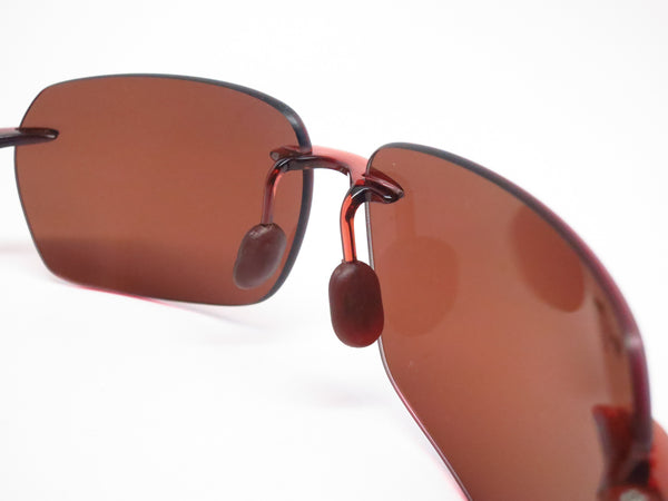 Maui Jim Banzai MJ 425-26 Rootbeer Polarized Sunglasses - Eye Heart Shades - Maui Jim - Sunglasses - 5