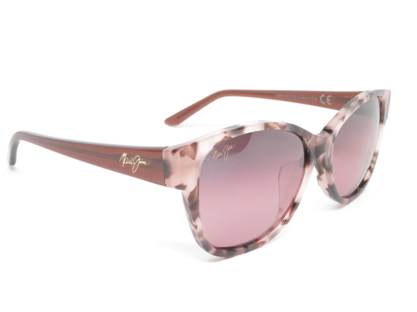 Maui Jim Summer Time MJ 732-09T Pink Tokyo Tortoise Polarized Sunglasses - Eye Heart Shades - Maui Jim - Sunglasses - 3