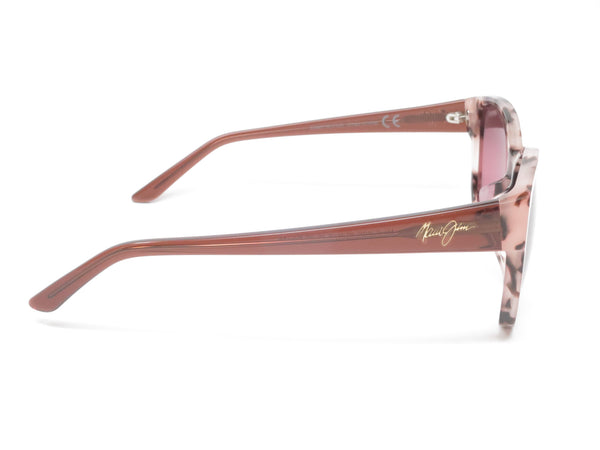 Maui Jim Summer Time MJ 732-09T Pink Tokyo Tortoise Polarized Sunglasses - Eye Heart Shades - Maui Jim - Sunglasses - 4
