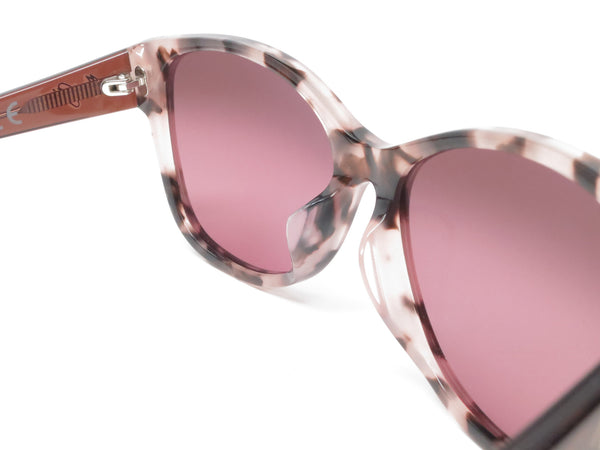 Maui Jim Summer Time MJ 732-09T Pink Tokyo Tortoise Polarized Sunglasses - Eye Heart Shades - Maui Jim - Sunglasses - 5