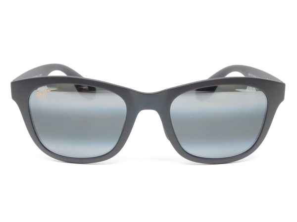 Maui Jim Hana Bay MJ 434-2M Matte Black Polarized Sunglasses - Eye Heart Shades - Maui Jim - Sunglasses - 2