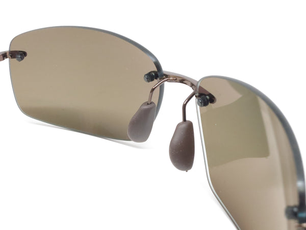 Maui Jim Kumu MJ H724-23 Metallic Gloss Copper Polarized Sunglasses - Eye Heart Shades - Maui Jim - Sunglasses - 4