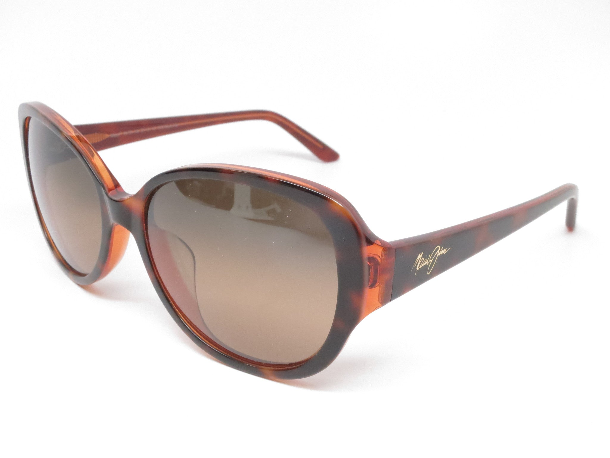 Maui Jim Sunglasses - Color: Tortoise with Caramel Interior GA0J1