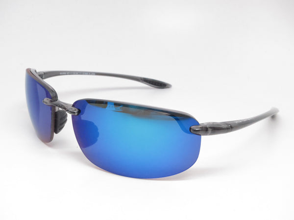 Maui Jim Hookipa MJ B407-11 Smoke Grey Polarized Sunglasses