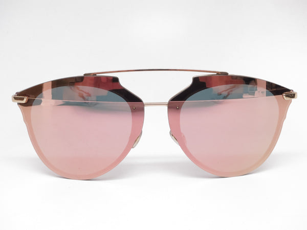 Dior Reflected P S5ZRG Gold Crystal Pixel Mirrored Sunglasses