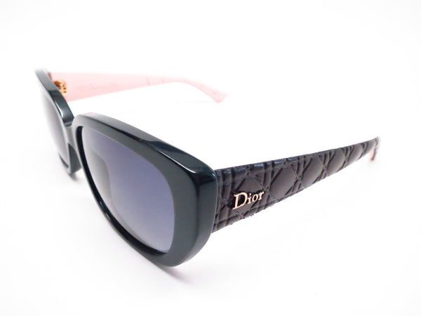Dior Lady 2R GRUHD Black Pink Cat Eye Sunglasses - Eye Heart Shades - Dior - Sunglasses - 1