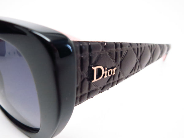 Dior Lady 2R GRUHD Black Pink Cat Eye Sunglasses - Eye Heart Shades - Dior - Sunglasses - 3