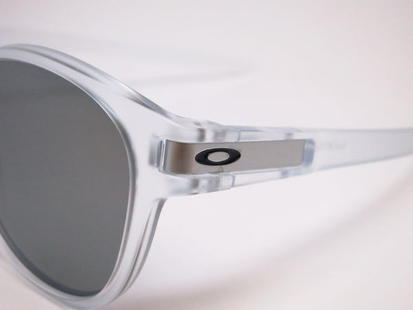 Oakley Latch OO9265-04 Matte Clear Sunglasses - Eye Heart Shades - Oakley - Sunglasses - 3