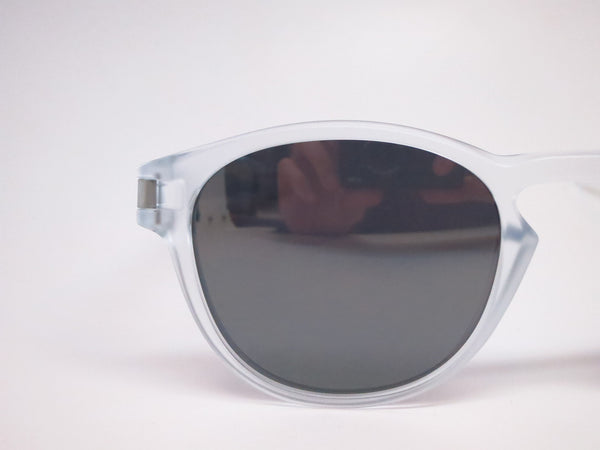 Oakley Latch OO9265-04 Matte Clear Sunglasses - Eye Heart Shades - Oakley - Sunglasses - 4