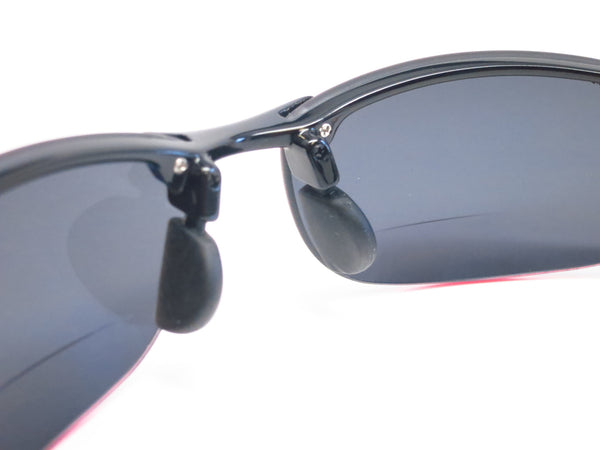Maui Jim Makaha G805 Gloss Black Bifocal Readers Polarized Sunglasses - Eye Heart Shades - Maui Jim - Sunglasses - 7