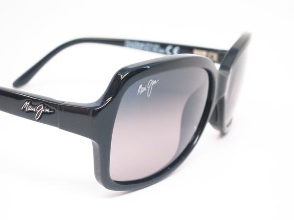 Maui Jim Cloud Break GS700-02 Gloss Black Polarized Sunglasses - Eye Heart Shades - Maui Jim - Sunglasses - 3