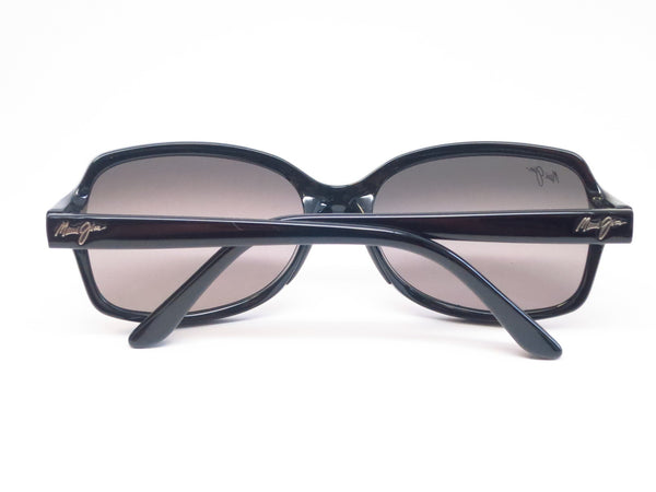 Maui Jim Cloud Break GS700-02 Gloss Black Polarized Sunglasses - Eye Heart Shades - Maui Jim - Sunglasses - 9
