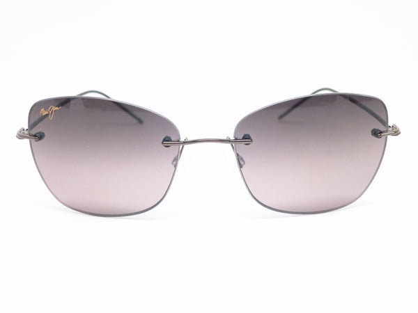 Maui Jim Apapane MJ GS717-02D Dark Gunmetal/Black sleeve Polarized Sunglasses - Eye Heart Shades - Maui Jim - Sunglasses - 2