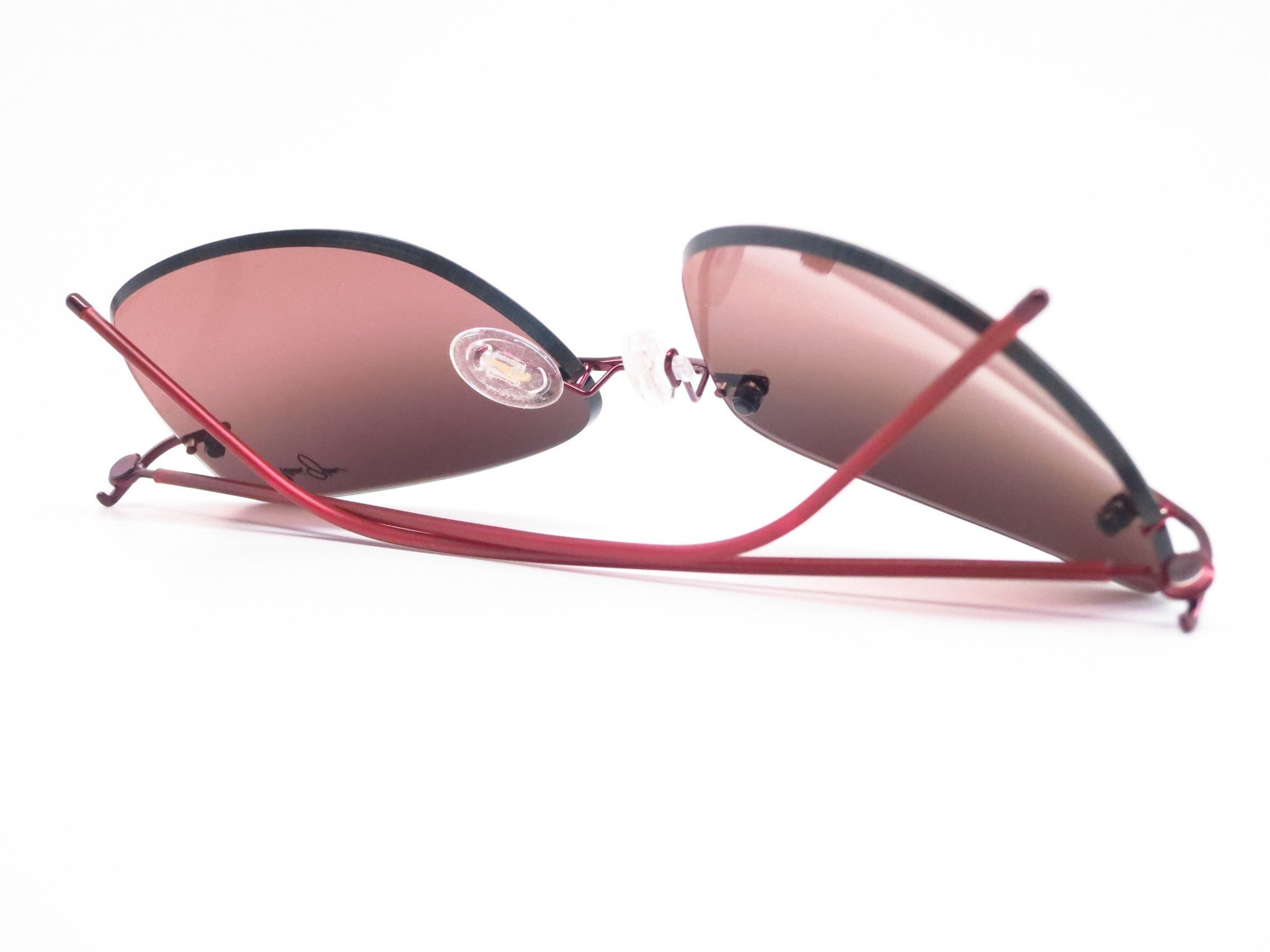 6ce61c6e067d ... Maui Jim Apapane MJ RS717-07 Burgandy/Red sleeve Polarized Sunglasses -  Eye Heart