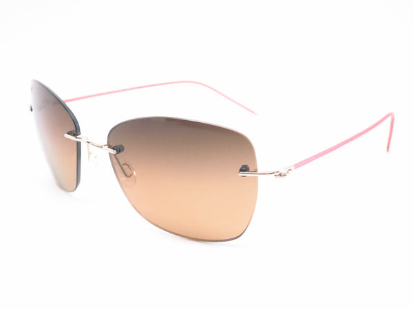 Maui Jim Apapane MJ HS717-16 Gold/Pink sleeve Polarized Sunglasses - Eye Heart Shades - Maui Jim - Sunglasses - 1